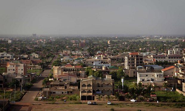 Ouagadougou (Photograph, Joe PenneyReuters )