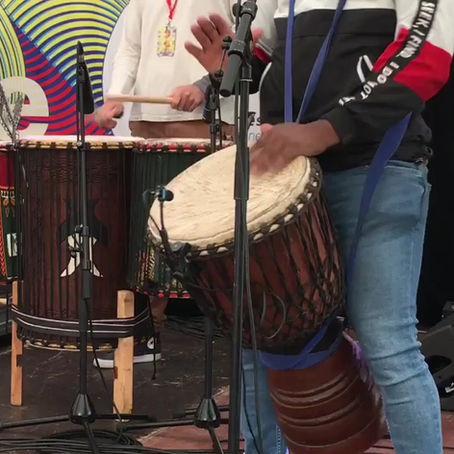 Mandé Brass Band: rythme et énergie à revendre