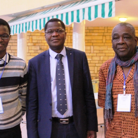 « Le FESPACO: inscrire le cinéma dans une économie qui lui serait propre », Toussaint Tiendrébéogo