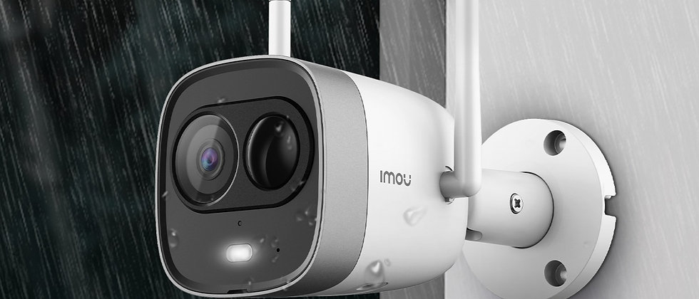 Imou Bullet - Caméra de surveillance extérieur