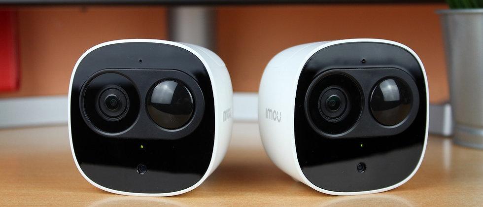 Imou - Cell Pro caméra extérieur