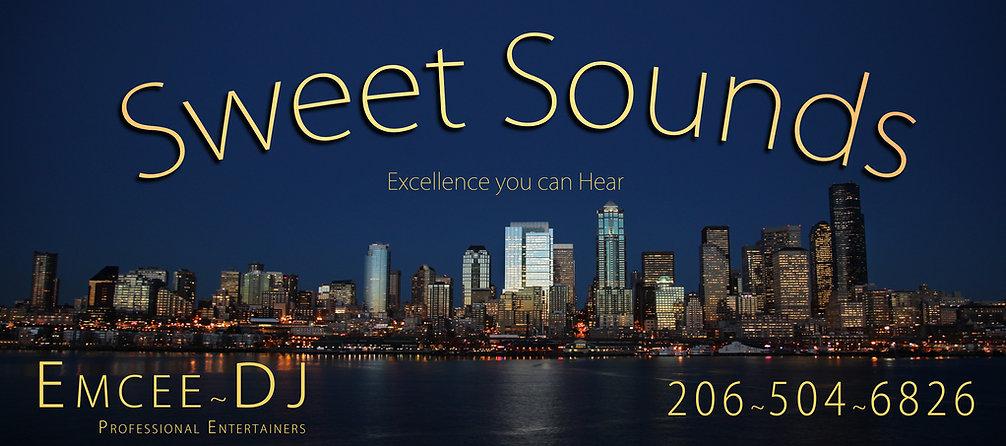 Seattle Wedding DJ, Sweet Sounds, Seattle DJ, Wedding DJ/Emcee, Ted Mase