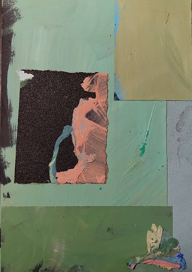 Farmland/ Sandpaper Series