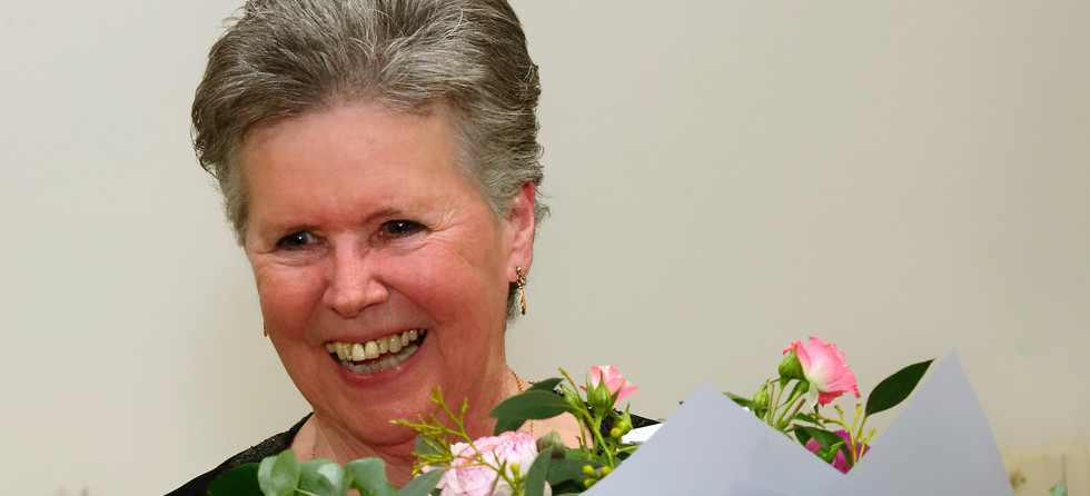 WPO Leader, Rita French
