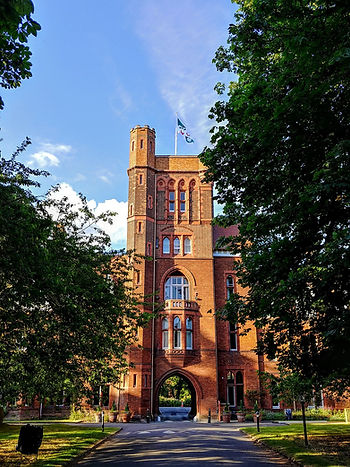Girton College Tower.jpg