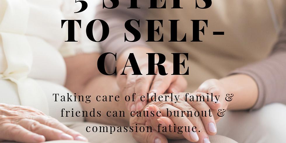 5 Steps to Self Care