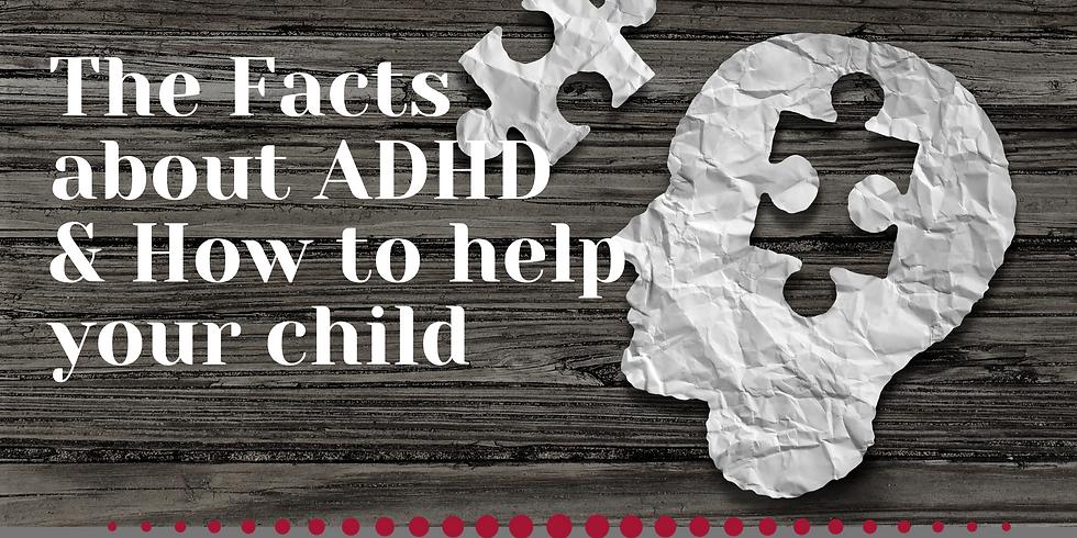 Help! My Child has ADHD
