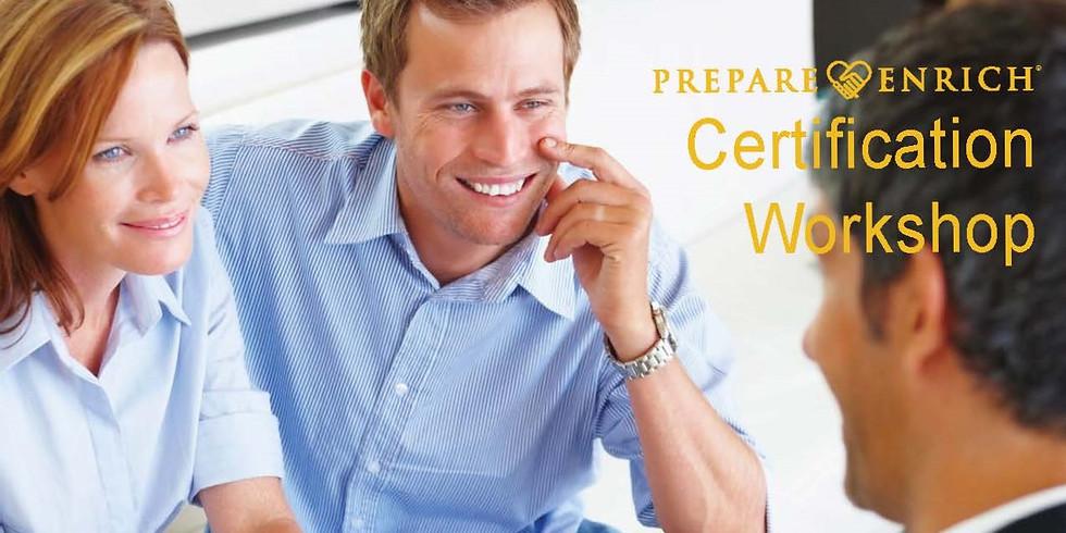 Prepare/Enrich Certification Training