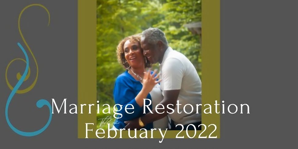 Marriage Restoration Retreat-Gatlinburg