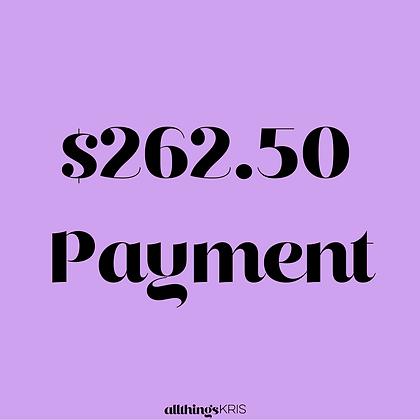 $262.50 UniCoin Biz Experience + Coin San Accelerator Payment