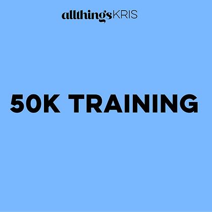 50K 2 Day Training