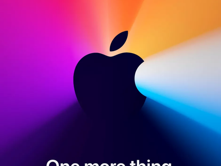 Watch Apple's 'One more thing' Mac event here