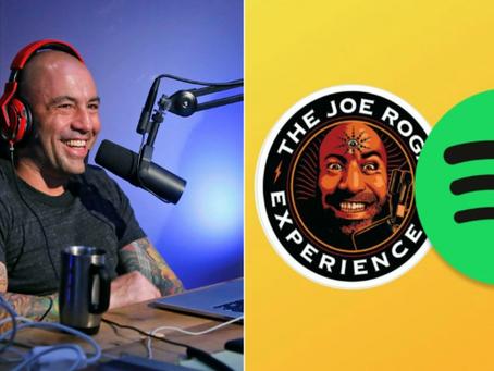 Why Spotify bought Joe Rogan's Podcast?