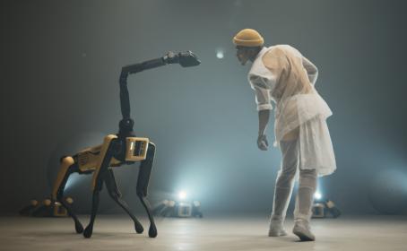 The $75,000 dog-like robot - Spot