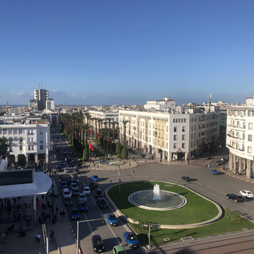 Our last stop is Morocco's capitol city, Rabat