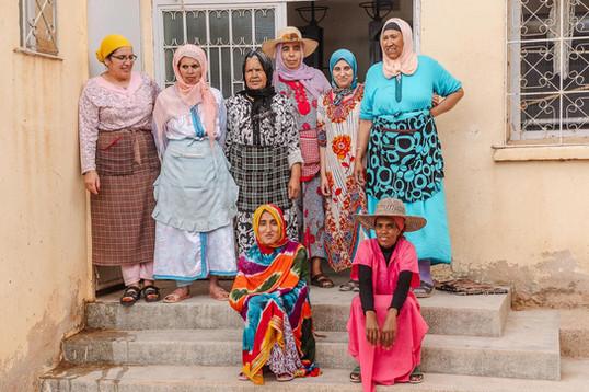 Meet the master Moroccan rug weavers