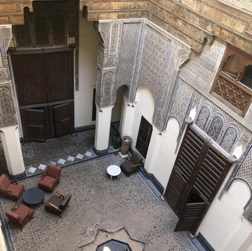 Experience the charm of Morocco's Riads