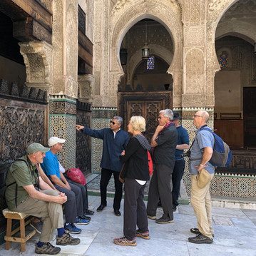 Guided Tour of the Fes Medina