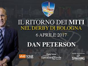 Old Star Game, stasera apre Peterson : Il Derby di Bologna ? Per me numero 1