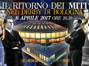 """A Bologna l'Old Star Game con un Derby """"Old"""""""
