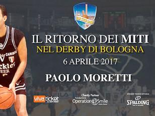 Old Star Game, Moretti: Il tiro da 4 di Danilovic? Il momento più triste della mia carriera