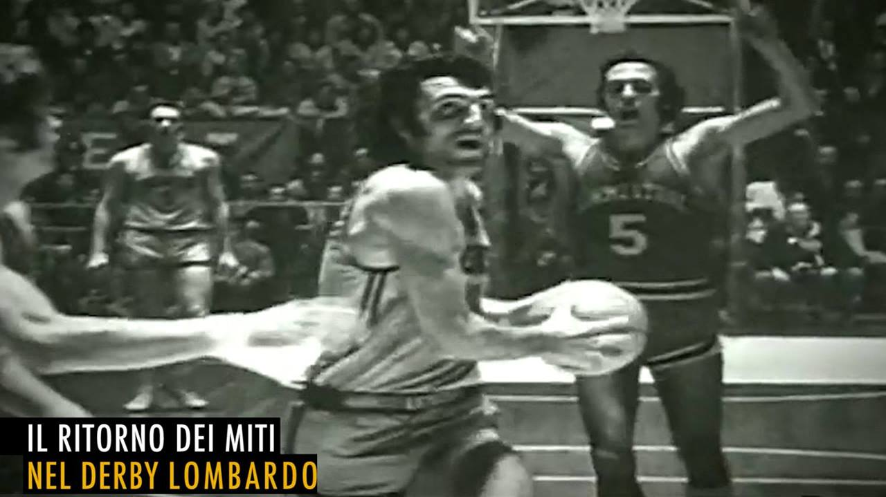 Video Promo Old Star Game 2🏀18 Derby Triangolare
