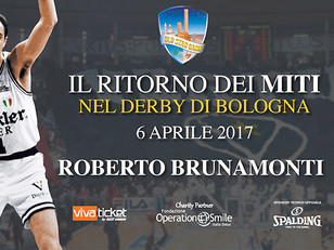 Old Star Game, Brunamonti : Mi aspetto un Pala Dozza pieno