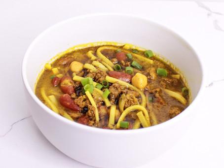 Aush: Afghan Noodle Soup Recipe