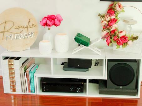 Ramadan Modern Home Decor