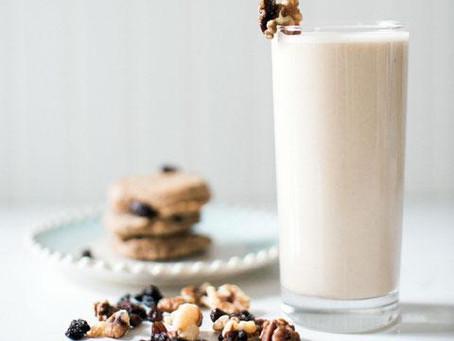 Afghan DoubleTree cookies: cardamom raisin walnut cookie Recipe
