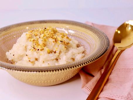 Sheer Birinj Recipe: Afghan rice pudding