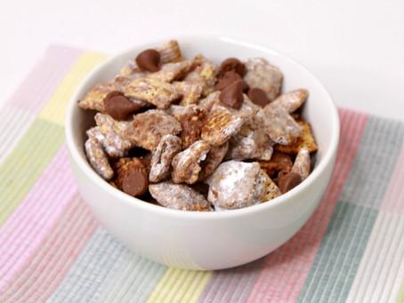Nutella Puppy Chow Recipe