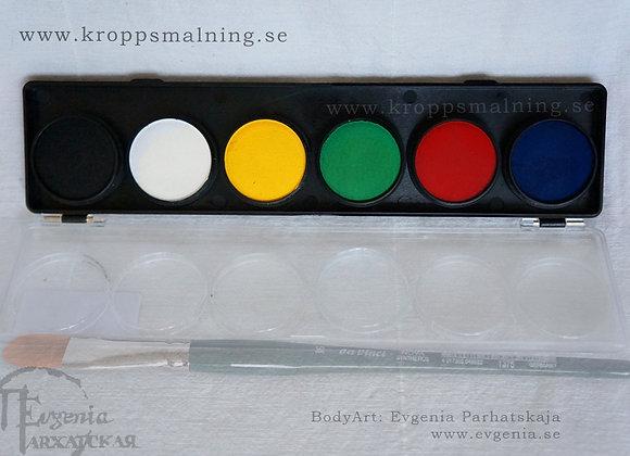 DFX 6 paletten BASIC