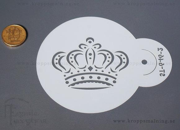 STENCIL krona (646-2)