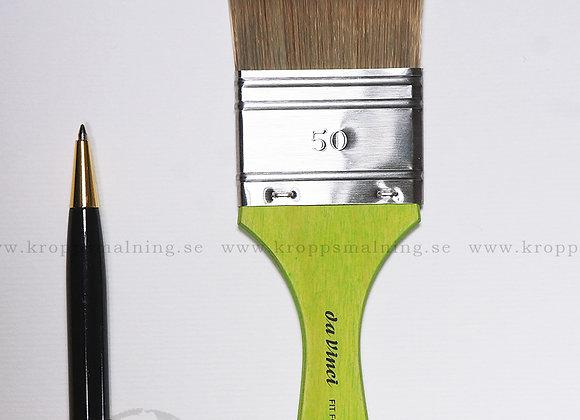 Platt Pensel Nr: 50 (Grön)