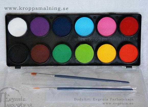 DFX Basic 12 paletten