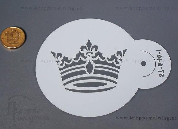 STENCIL krona (646-1)