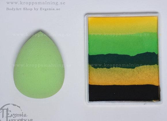 E-Sponge Grön -liten