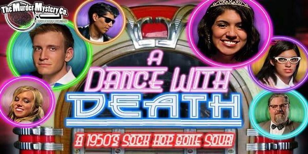 Murder Mystery Dinner: A Dance With Death
