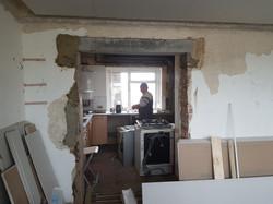 Kitchen - livingroom open plan