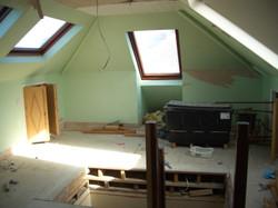 Initial loft design