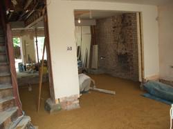 Living room development