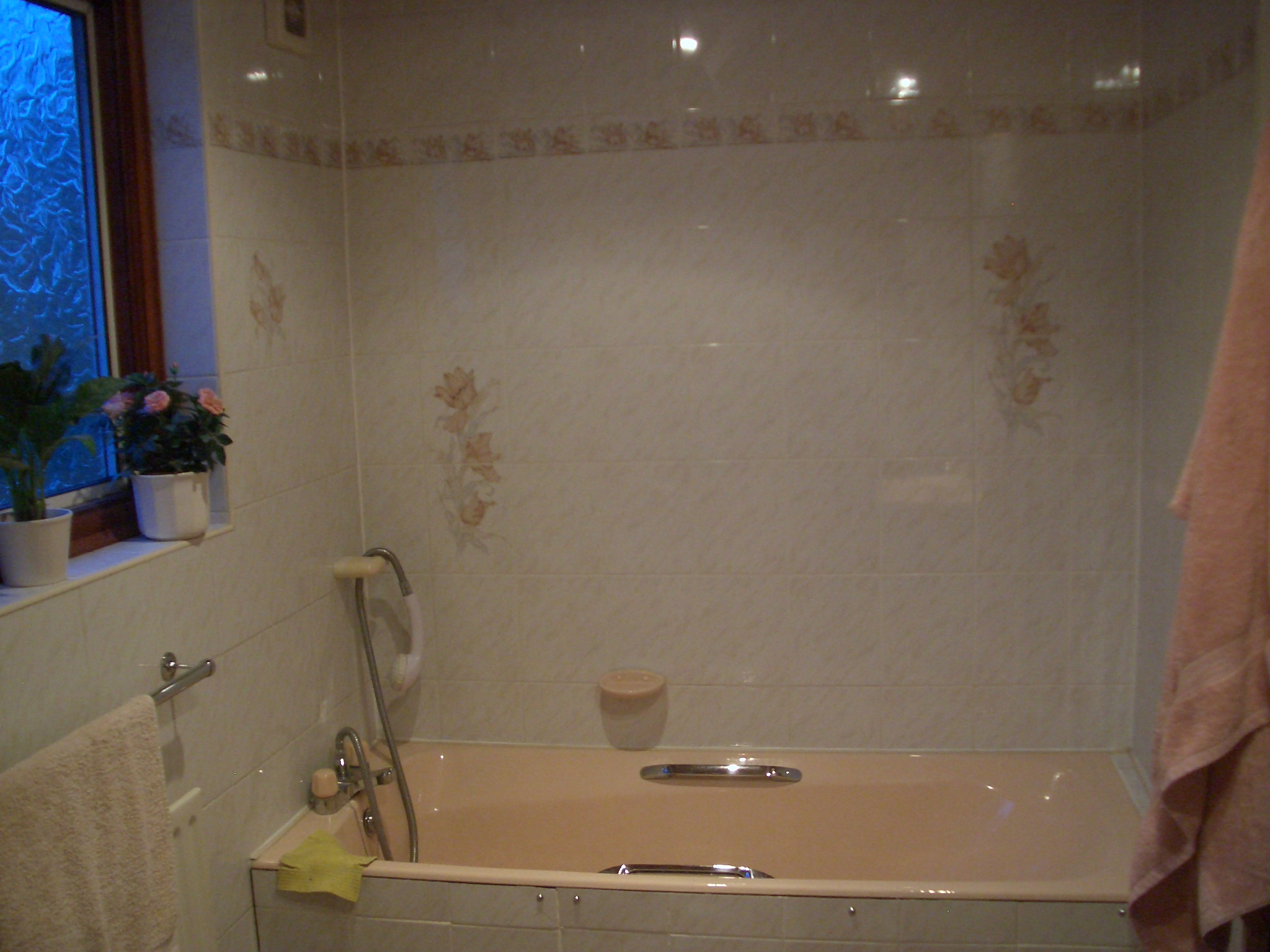 Initial bathroom 2