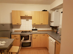 Initial kitchen