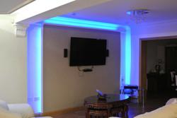 TV wall light fittings