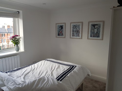 Bedroom 2 completed