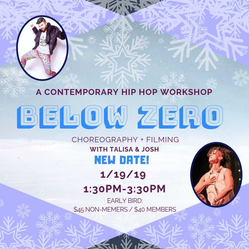 Contemporary Hip Hop Workshop