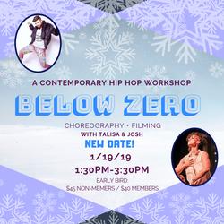 Contemporary Hip Hop Workshop
