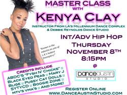 Kenya Clay Master Class