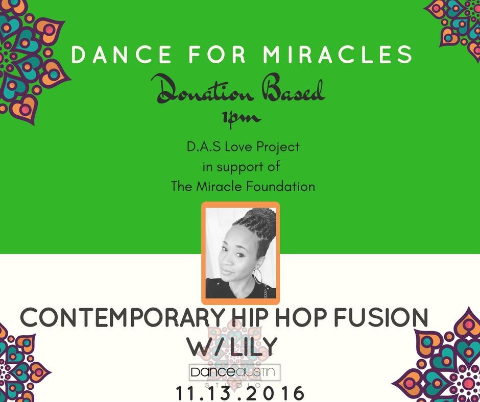 Contemporary Hip Hop Fusion